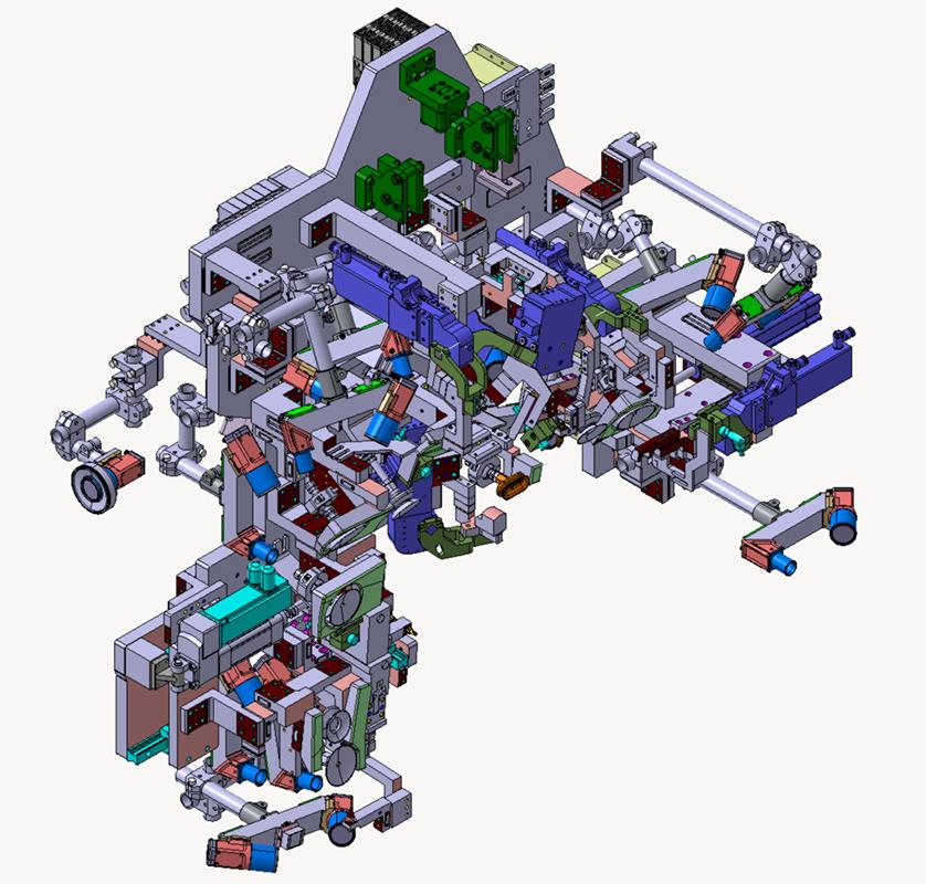 Robotizované pracoviště - případová studie